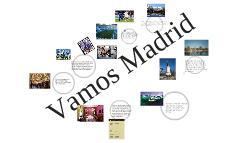 Madrid spanish project