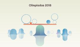 Olimpiadas 2018