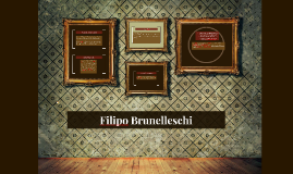 Filipo Brunelleschi