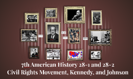 7th American History 28-1 and 28-2