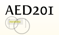 AED201