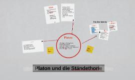 Platon und die Ständethorie