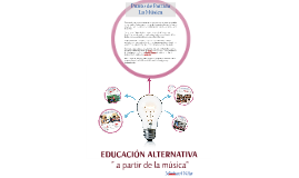 Copy of Copy of EDUCACIÓN ALTERNATIVA