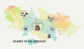 Islands of Mr. Gonzalez