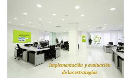Copy of Implementación y evaluación de estrategias