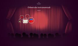 Orkestrako instrumentuak