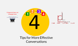 4 Tips for Better Conversations