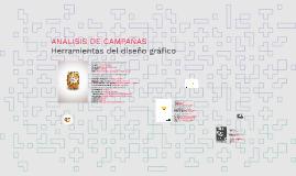 ANÁLISIS DE CAMPAÑAS