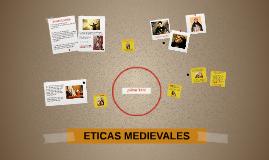 ETICAS MEDIEVALES