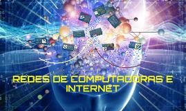 REDES DE COMPUTADORAS E INTERNET