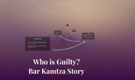 Who is Guilty?