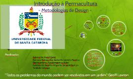 Curso de Desenho em Permacultura - Ecologia Cultivada - Zonas e Setores