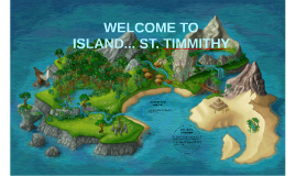 WELCOME TO ISLAND...