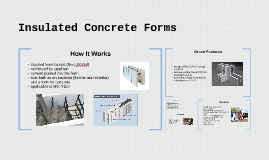 Insulated concrete forms by tame t on prezi for Insulated concrete forms pricing
