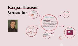 Copy of Kasper Hauser Versuche