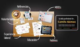 Desktop Prezumé by Camilo Gómez