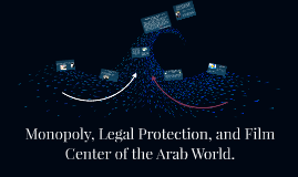 Monopoly, Legal Protection, and Film Center of the Arab Worl