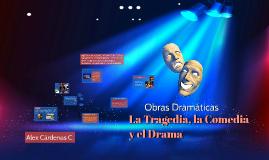 Tragedia, Comedia y Drama