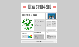 NORMA ISO 9004-2000