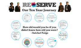 ReServe: Our Ten Year Journey