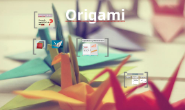 Copy of origami