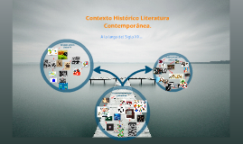 Contexto histórico Lit. Contemporánea