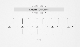 EARTH TO TODAY