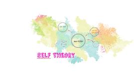 SeLF THEORY