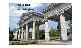 Copy of Exchange Students' Orientation, Keimyung University