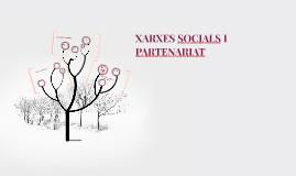 XARXES SOCIALS I PARTENARIAT