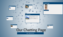 Our chatting page