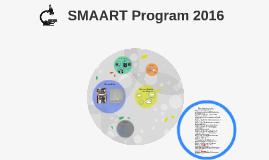 SMAART Program 2016