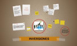 CUENTA 12: INVERSIONES