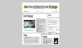 Copy of L'écriture collaborative avec Madmagz