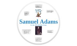 Samuel Adams - APUSH Hall of Fame