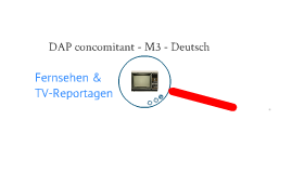 DAP concomitant - M3 - Deutsch