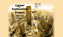 career exploration project 1