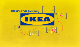 ikea csr Repositioning when csr is the differentiating factor, 2 to identify the most critical  components in the context of the case company, ikea for generation of brand.