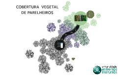 COBERTURA  VEGETAL DE PARELHEIROS