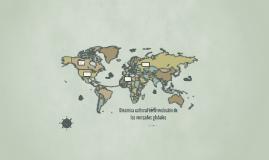 Dinamica cultural en la evolucion de los mercados globales