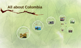 All about Colombia
