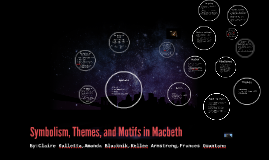 Copy of Symbolism, Themes, and Motifs in Macbeth