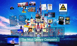 Copy of The Walt Disney Company