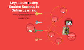 Keys to Unlocking Student Success in Online Learning