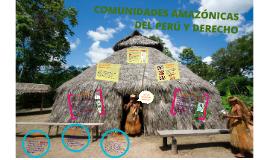 Comunidades Amazónicas y Derecho