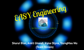 Copy of EASY Engineering