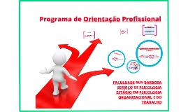 Copy of novo Orientação Profissional