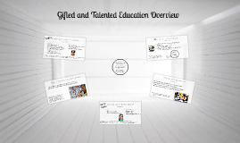 Gifted and Talented Education Overview