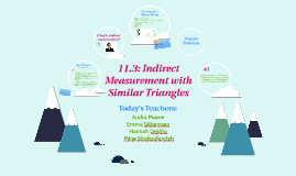 11.3: Indirect Measurement