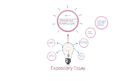 Copy of Expository Essay - What is it?
